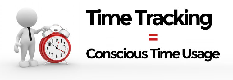Time Tracking = Conscious Time Usage - Mark Koester
