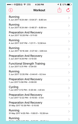 Simple Ways to Track All Your Workouts and Exercise (on iOS
